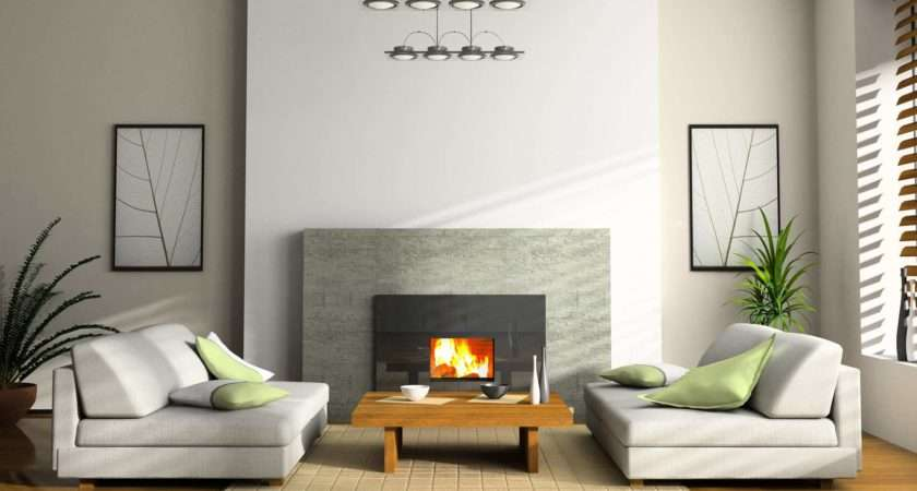 Fireplace Living Room Design