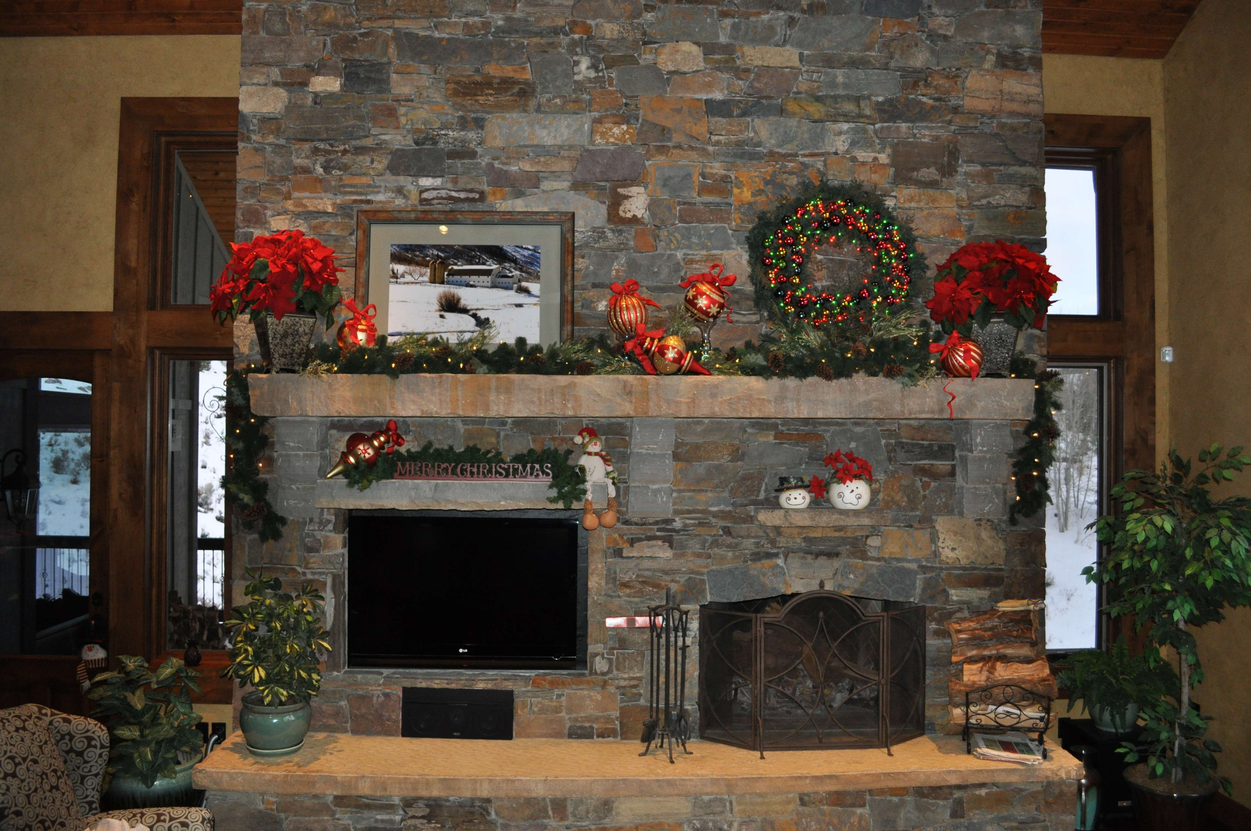 Fireplace Mantel Celebrating Style Home Blog Entertain Decorate