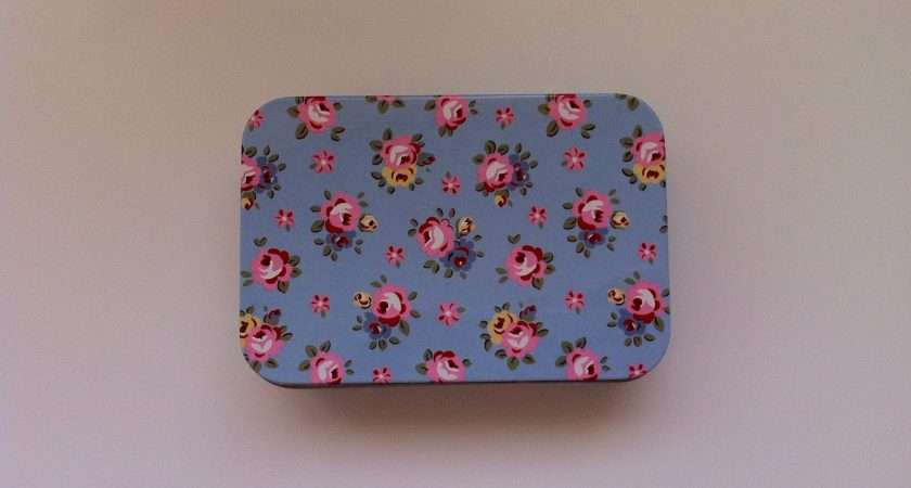 First Storage Containers Cath Kidston Tin