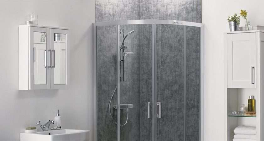 Fit Shower Cubicle Tray Guide Homebase