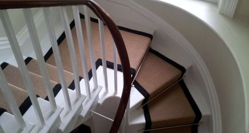 Fit Stair Runners Winding Stairs Wholesale Carpets