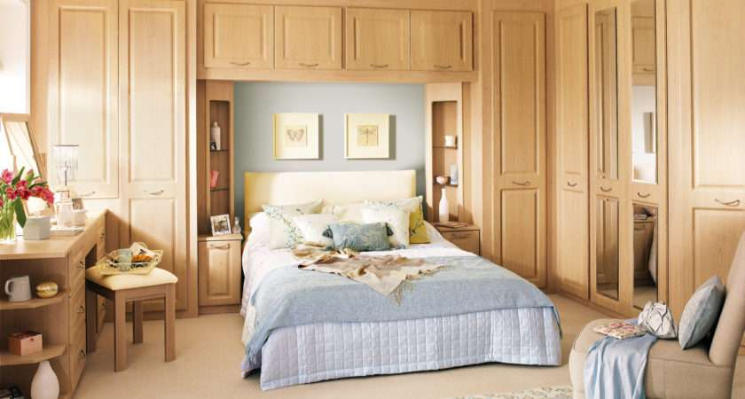 Fitted Bedroom Furniture Ideas Decoration