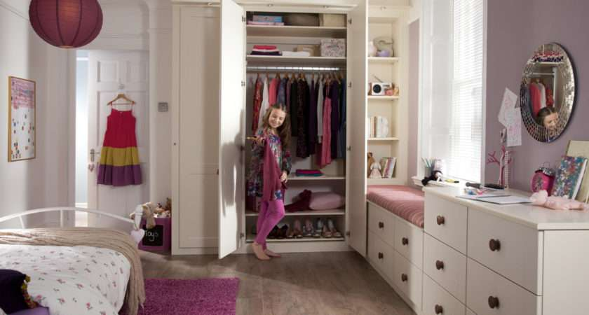 Fitted Childrens Bedroom Furniture Raya