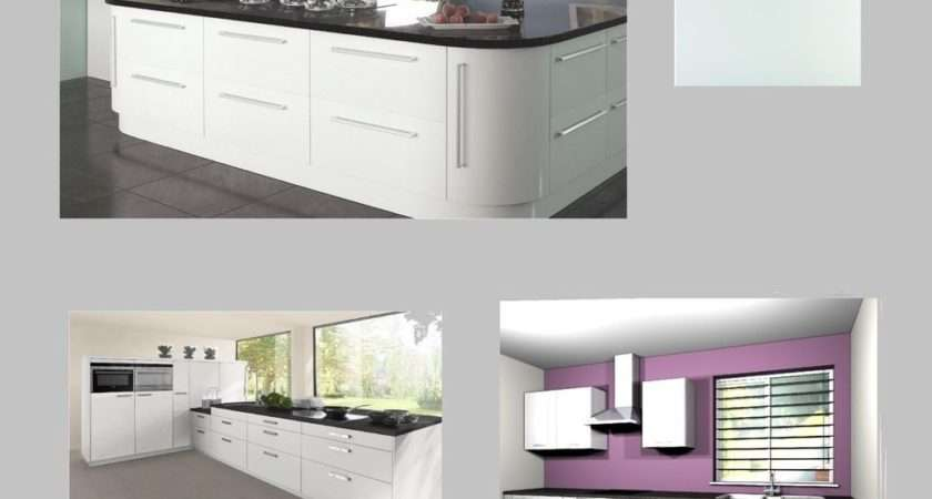 Fitted Kitchens White Gloss Kitchen Units Cabinets