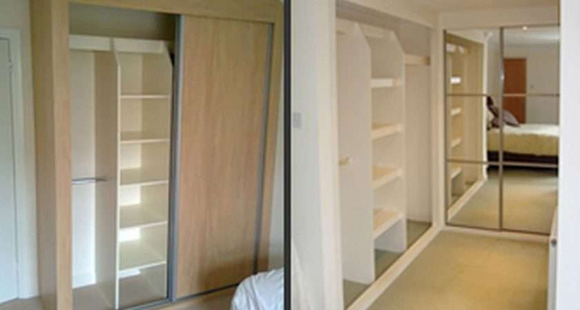 Fitted Storage Solutions Bedroom Ideas