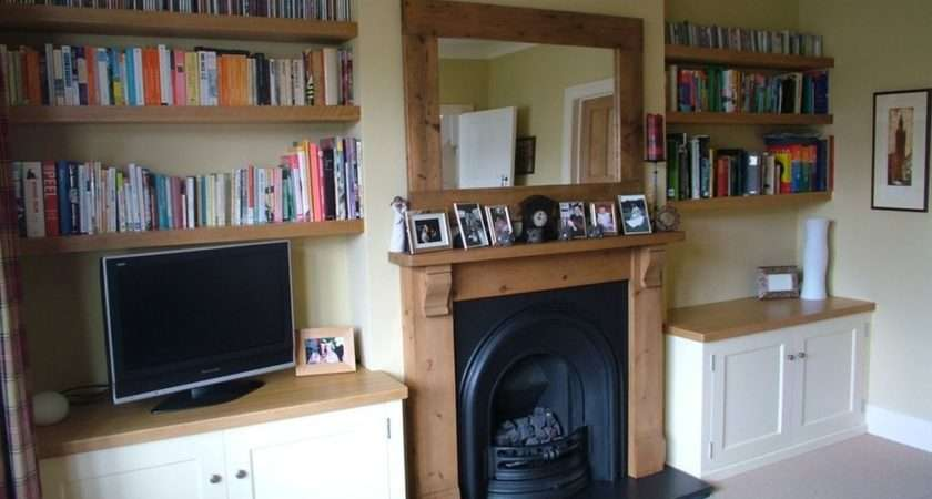 Fitted Wardrobe Alcove Cabinets Shelves Carpentry Joinery Job