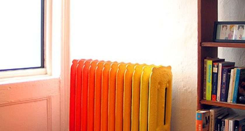 Five Hot Looks Your Home Radiators