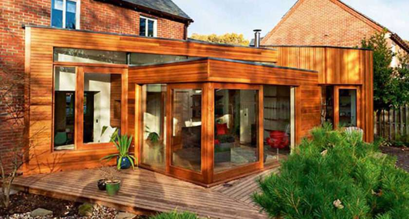 Flat Roof Extension Design Cost Ideas