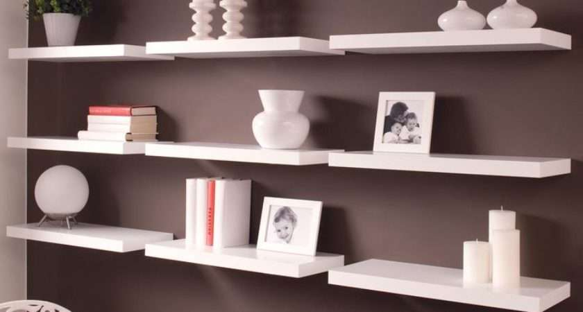 Floating Shelves Rooms Ideas Display Diver Wands
