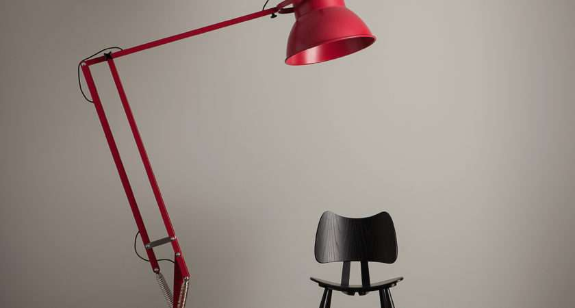 Floor Lamp Dimmer Giant Collection Anglepoise