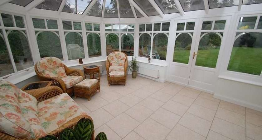 Floor Tiles Flooring Conservatory Design Ideas Photos Inspiration