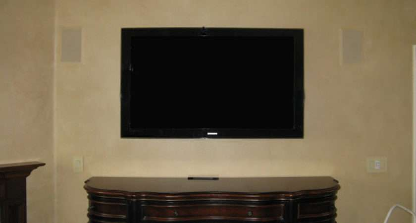 Frame Can Enhance Look Your Flat Screen