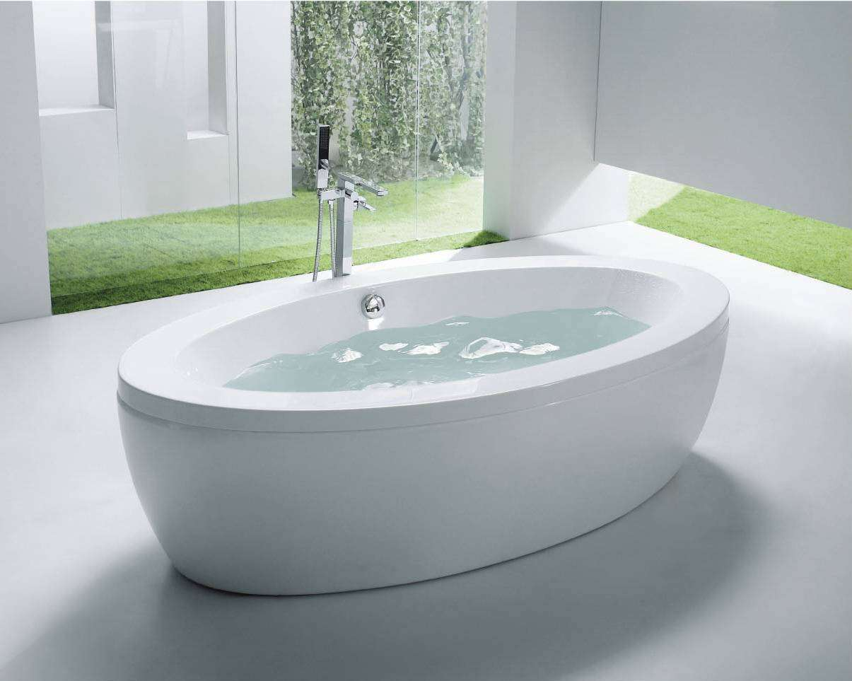 Freestanding Bathtub Aqua Novo Designer Baths Ltd