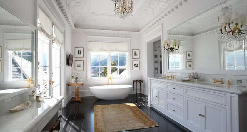 French Bathroom Design Pricey Pads