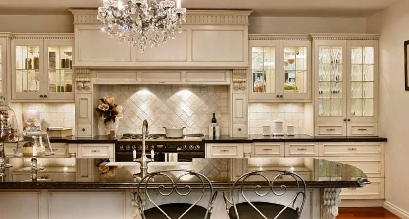 French Country Kitchen Cabinets Part