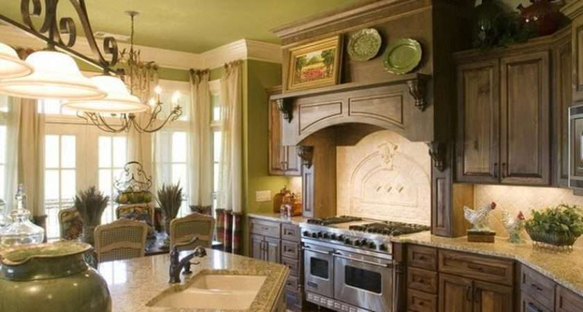 French Country Kitchen Decorating Ideas Stylish