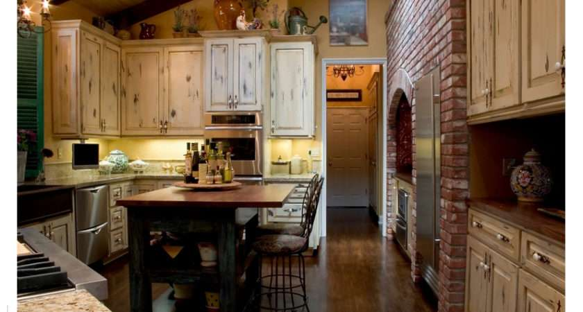 French Country Kitchen Design Style Bath Designers Ideas