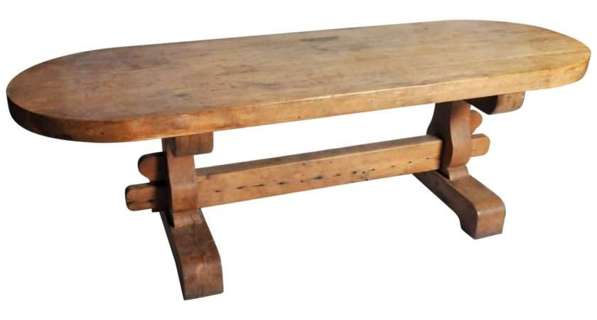 French Oak Refectory Table Stdibs