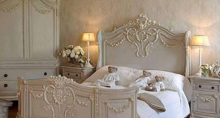 French Shabby Chic Bedroom Furniture Beautiful