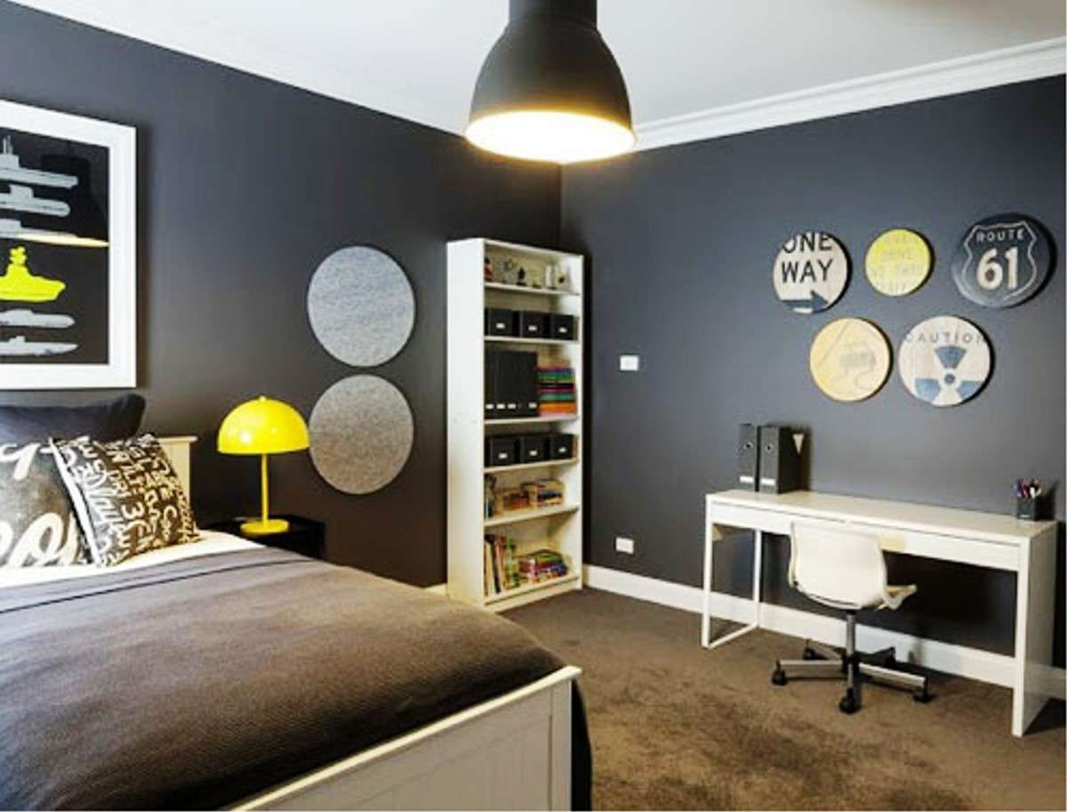 Fresh Decorate Boys Room Ideas Cool Decorations Teens