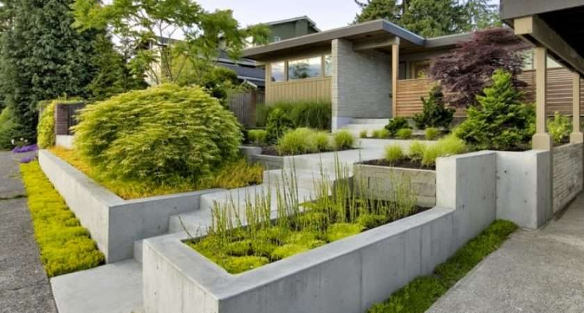 Front Garden Design Examples Welcoming