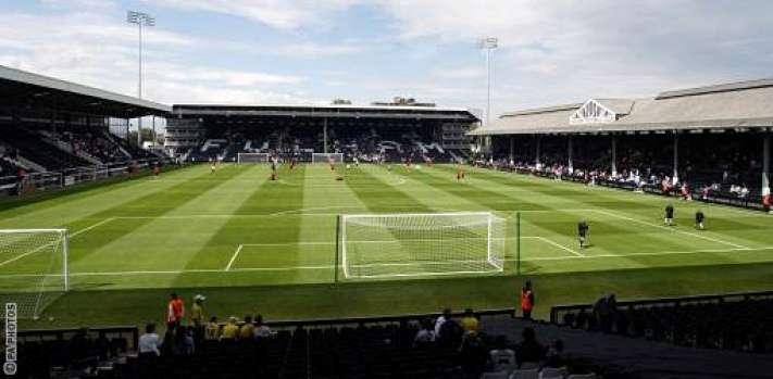 Fulham Arsenal Travel Information Fixtures Results