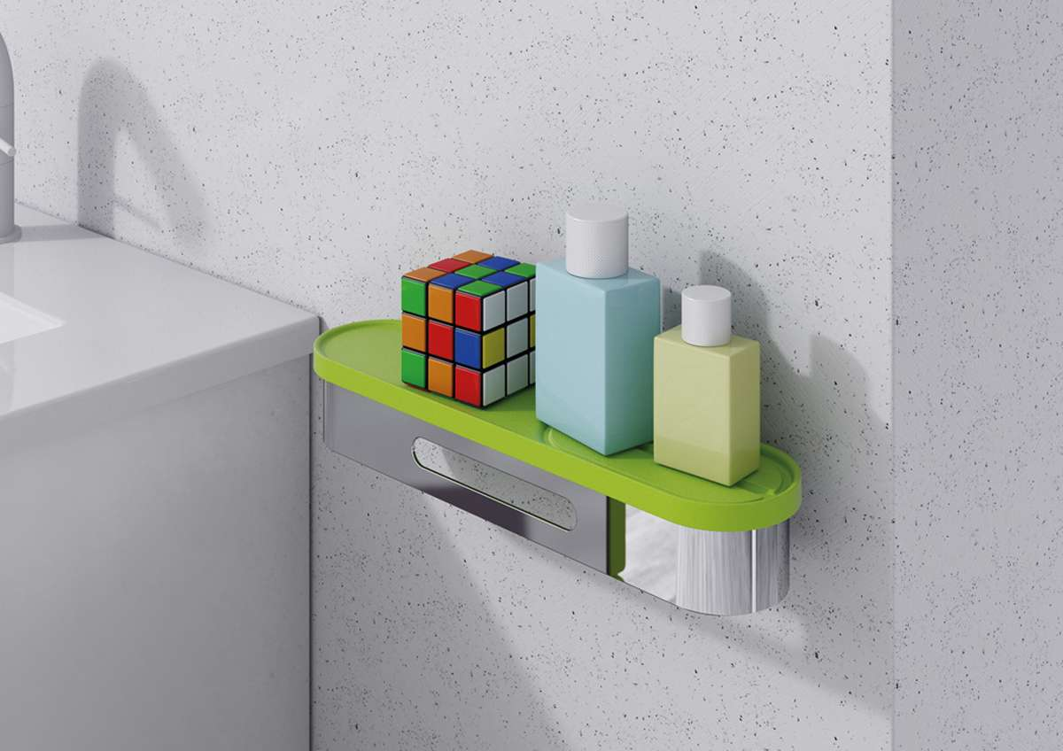 Funky Bathroom Accessories Decoration Industry Standard Design