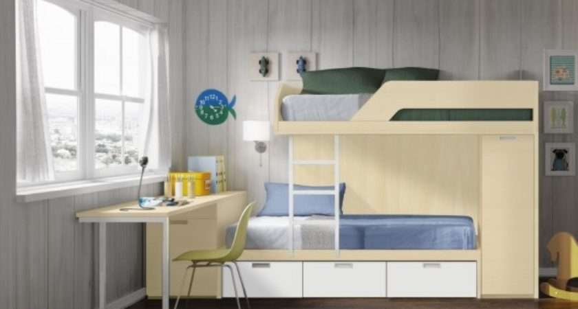 Funky Bunk Beds Home Design