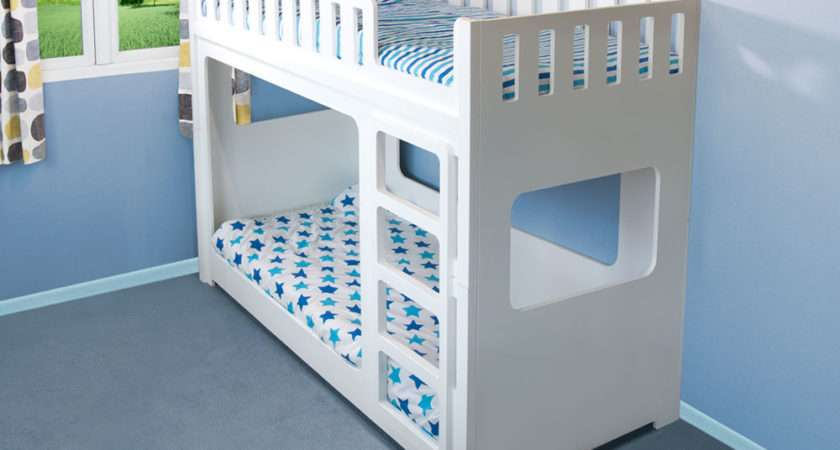 Funtime High Sleeper Bunk Bed Beds Kids