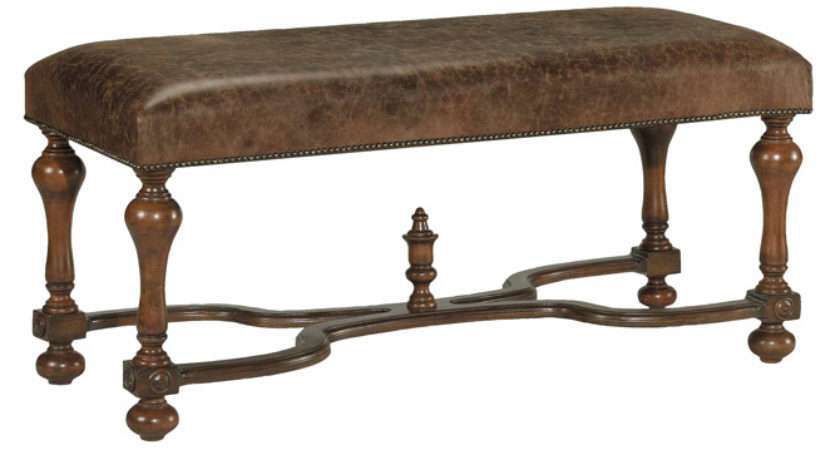 Furniture Dining Room Bench Curved
