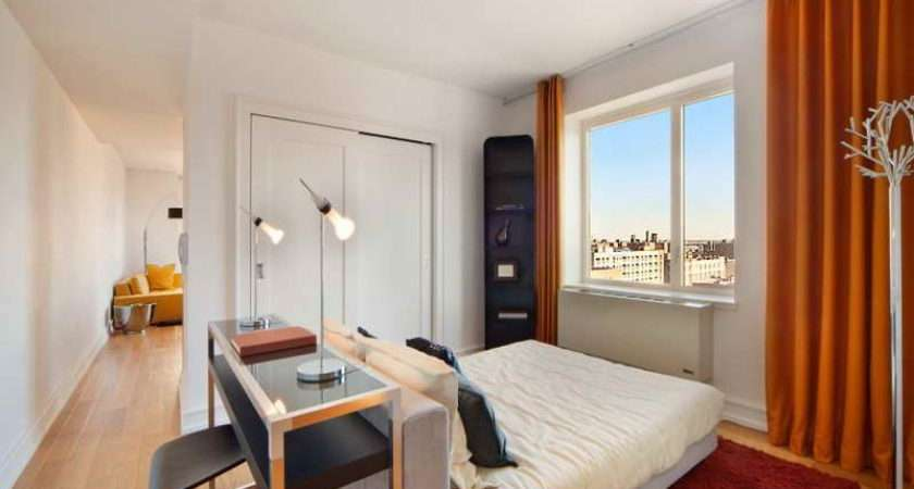 Furniture Layout Small Studio Apartment Single Bedroom Apartments