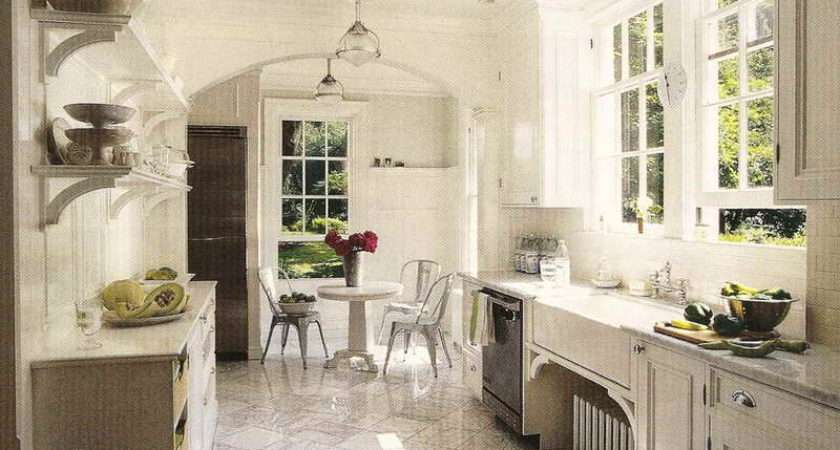 Galley Kitchen Ideas Also One Sided Furthermore