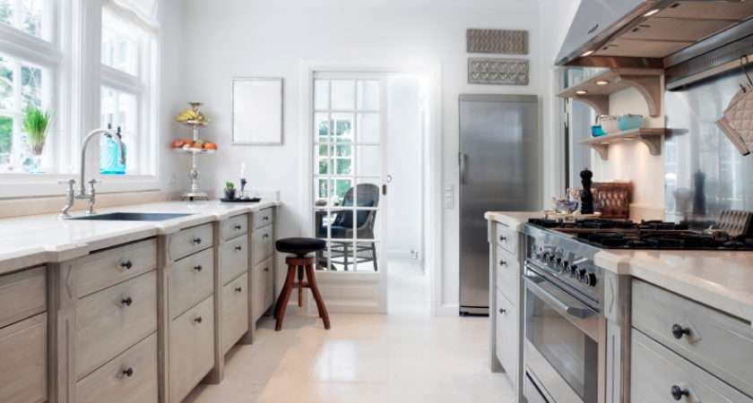Galley Kitchen Style Commonly Uncommonselect Bath