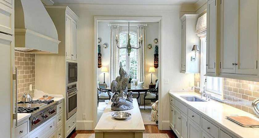 Galley Kitchens Rock Decorating Files