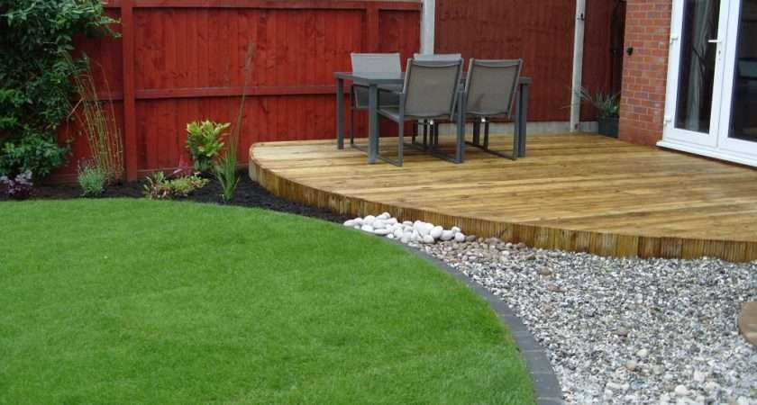 Garden Decking Ideas Inspiration Love