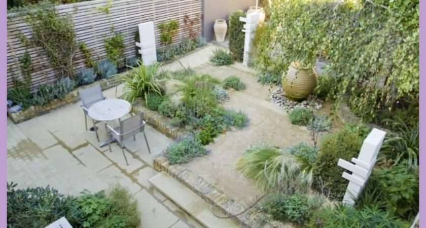 Garden Design Examples Homedesigns