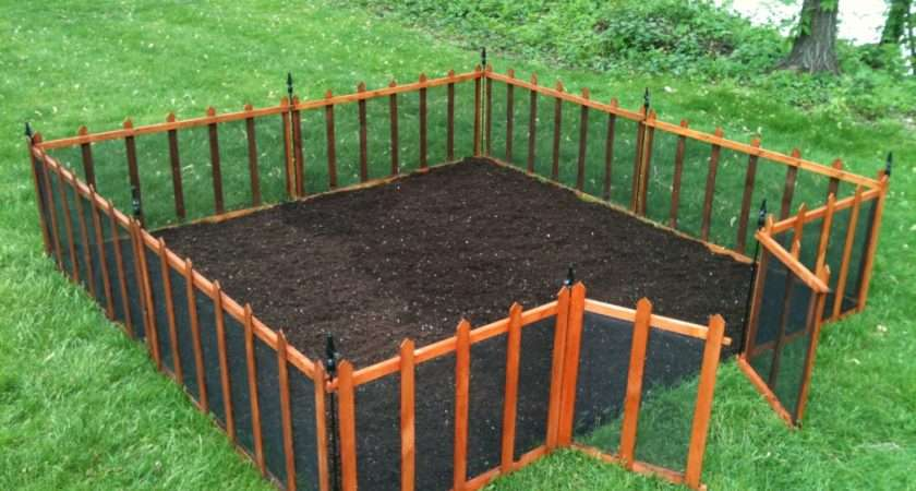 Garden Fences Look Great Protect Your