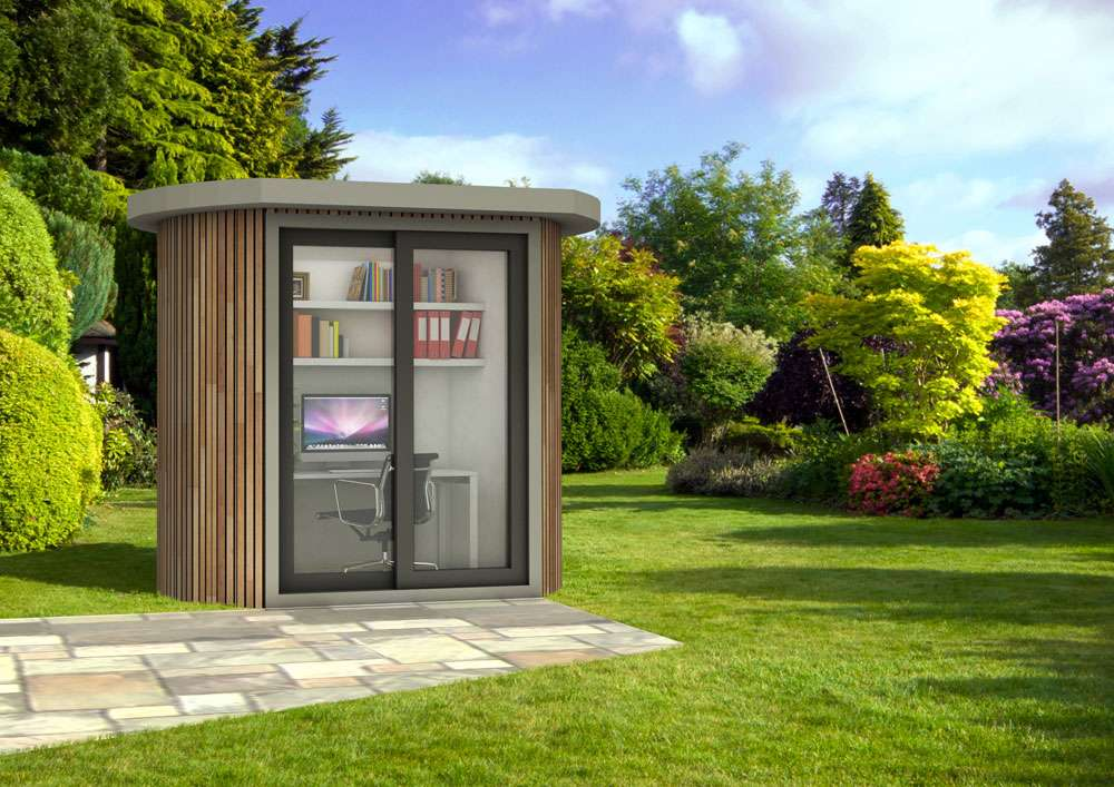 Garden Office Eden Roomseden Rooms
