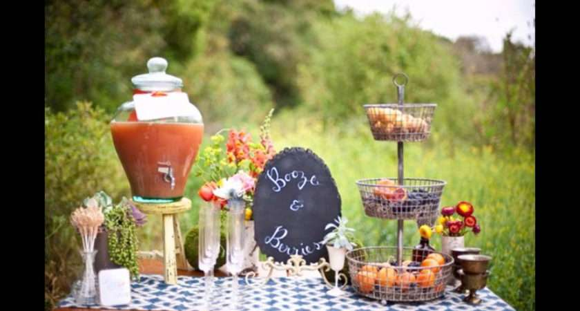 Garden Party Ideas Decoration Decorations