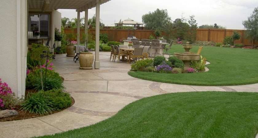Garden Patio Designs Bring Fresh Air Your Home