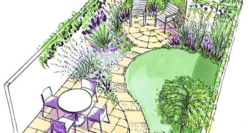 Garden Plan Ideas Small Layout Planning