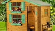 Garden Playhouse Fencing Playhouses