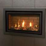 Gazco Gas Fires Inset Balanced Flue Option Command Controls