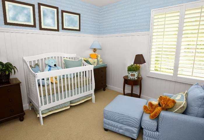 Get Ideas Baby Nursery Wall Colors