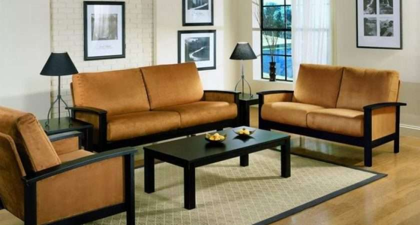 Get Simple Wood Sofa Sets Your Living Room House