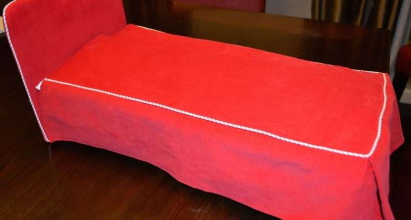 Girl Doll Retired Red Bed Mattress Blanket Ebay