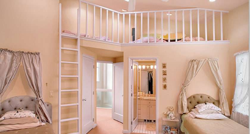 Girl Room Decorating Ideas Comfortable Girls