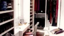Girl Walk Closet Design Ideas