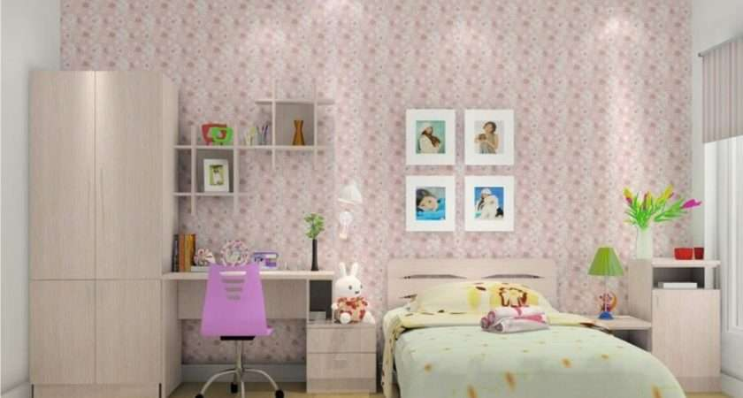 Girls Bedroom Furniture Wall Decorations House