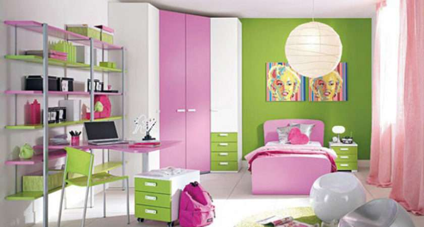 Girls Room Decorating Ideas One Total Cozy Girl
